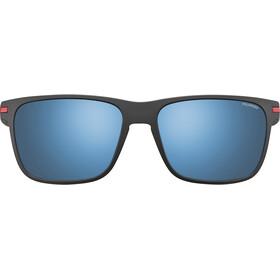 Julbo Wellington Spectron 3 Okulary przeciwsłoneczne Mężczyźni, czarny/niebieski